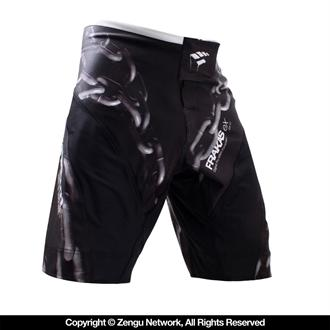 PunchTown Frakas eX Chainz MMA Shorts